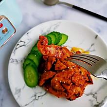 减肥必备香煎鸡胸肉