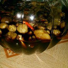 酱油泡彩椒(酱油泡辣椒)