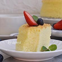#相聚组个局# 轻芝士蛋糕