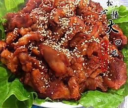 韩式烤鸡腿肉的做法