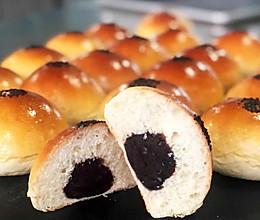 日式红豆面包的做法