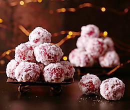 圣诞应景童年小食【❄️糖雪球】的做法