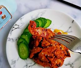 减肥必备香煎鸡胸肉的做法