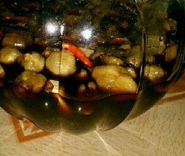 酱油泡彩椒(酱油泡辣椒)的做法