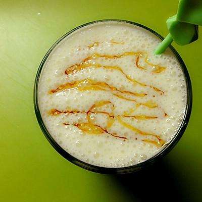 香蕉奶昔(夏日减肥必备)