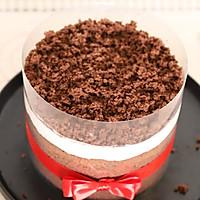 吃一口就爱上的爆浆奶盖可可蛋糕的做法图解18