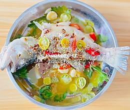 #中秋宴,名厨味#青柠椒麻鱼的做法