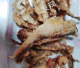炸鱼-----梅子鱼的做法