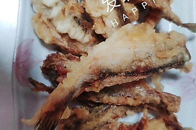 炸鱼-----梅子鱼