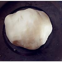 【多妈学烘焙】中式点心-老婆饼(糯米馅/豆沙馅)的做法图解10