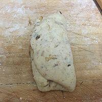 减肥佳品 全麦核桃土司 中种法的做法图解15