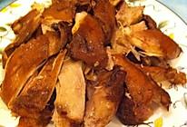 手撕酱兔肉