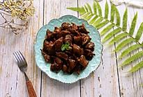 #硬核菜谱制作人#黑胡椒烤鸭胗的做法