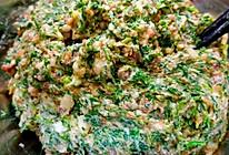 #助力高考营养餐#荠菜猪肉饺子馅的做法