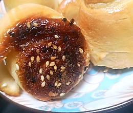 脆底甜面包的做法
