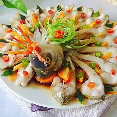 孔雀开屏鱼~简单易做的喜庆家宴菜