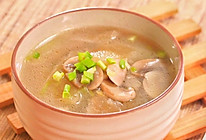 口蘑冬瓜汤的做法