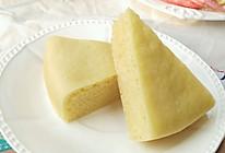 健康美味小米糕#方太蒸爱行动#的做法