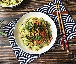 #炎夏消暑就吃「它」# 黄瓜凉皮的做法