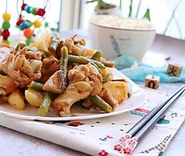 宝宝辅食 土豆炖鸡翅根的做法