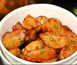 【腐乳土豆】的做法