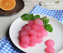 紫水晶冬瓜的做法