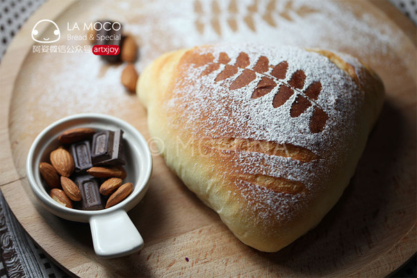 棉花糖和积雨云-牛奶红豆面包的做法