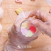自制冰皮奶黄月饼,大人孩子都爱吃。 #晒出你的团圆大餐#的做法图解13