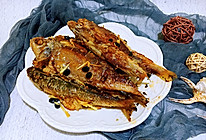香煎小海鱼|吃鱼大户教你煎出漂亮的鱼的做法