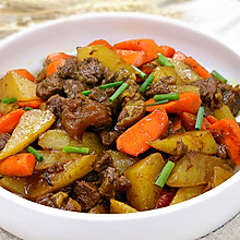 软糯的牛肉清香的萝卜·炖牛肉