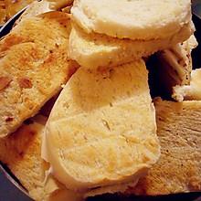 家做烤馒头片(无油)