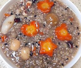 健脾养胃祛湿杂粮粥的做法