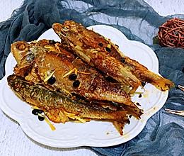 香煎小海鱼 吃鱼大户教你煎出漂亮的鱼的做法