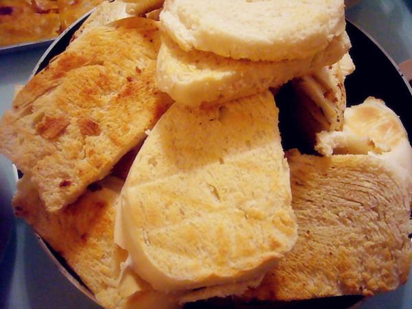 家做烤馒头片(无油)的做法