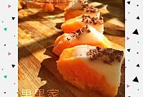 木瓜新吃法—雪顶木瓜的做法