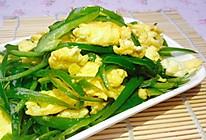 分享:如何分辨土鸡蛋--青椒炒鸡蛋