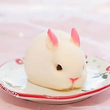 这只胖乎乎的兔子竟然是甜品,口感Q弹细腻,吃一口就能被征服!
