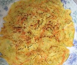 孩子们的营养早餐—角瓜饼的做法
