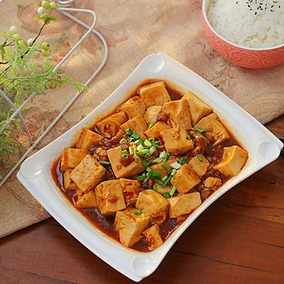 鱼香嫩豆腐