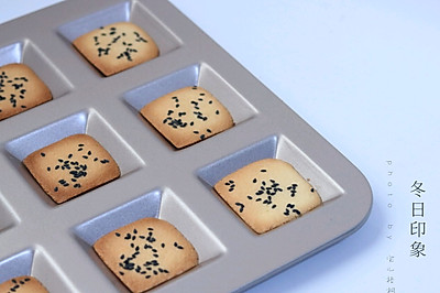 鸡蛋饼干+跨界烤箱,探索味来