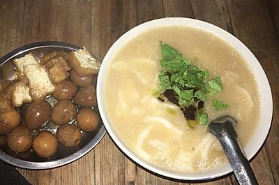 潮汕特产-粿汁