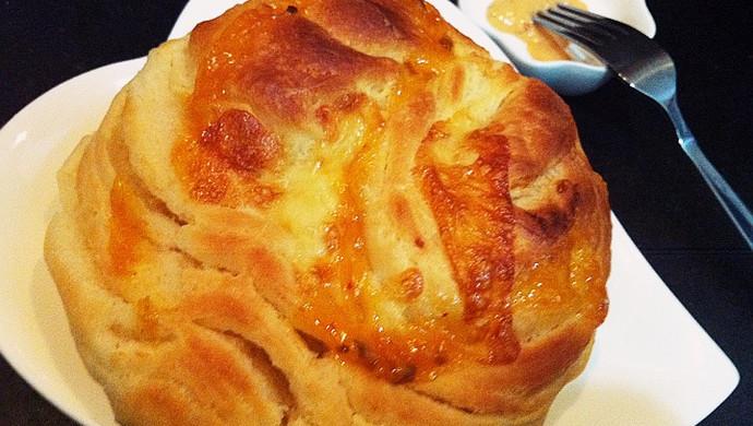 ~丹麦手撕面包#东菱魔法云面包机#