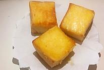 炼奶烤面包的做法