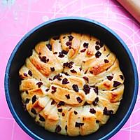 蔓越莓手撕面包 迷你六寸的做法图解12