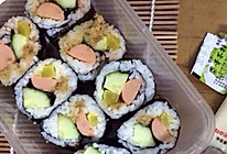 寿司饭团随心做的做法