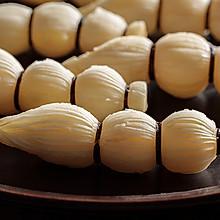 【莲藕酥】在中国吃藕最高境界,看着就过瘾!
