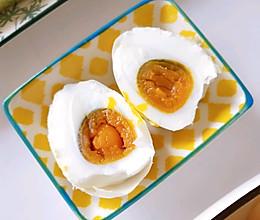 简易版咸鸭蛋的做法