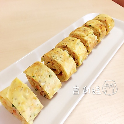 日式鸡蛋卷