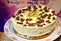 巧克力冰激凌蛋糕#九阳烘焙剧场#的做法