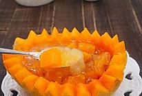 木瓜桂圆炖银耳~美容减脂羹的做法